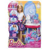 【美泰兒流行玩具】Barbi 芭比可愛變色狗狗組