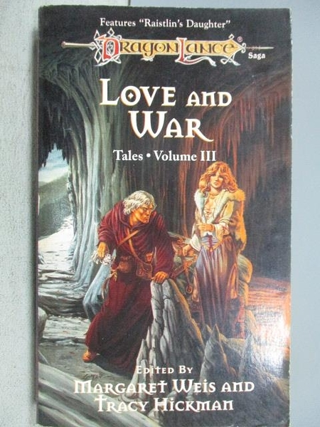 【書寶二手書T6/原文小說_MIN】Love and War_Tale Vol.III
