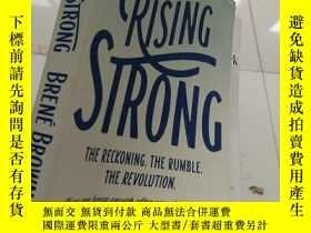 二手書博民逛書店Rising罕見Strong【大32開 英文原版】Y16472