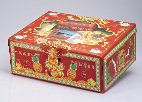 【金發財金紙-最佳清明組合】金膨湃往生百寶組合-含冥國台幣(金紙)