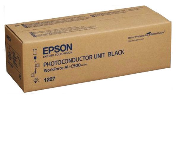 S051227 EPSON 原廠黑色感光滾筒 適用  AcuLaser C500DN