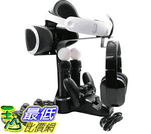 [106玉山最低網] PSVR支架 PS4手柄座充 PS move右 充電器PS VR支架 頭盔支架