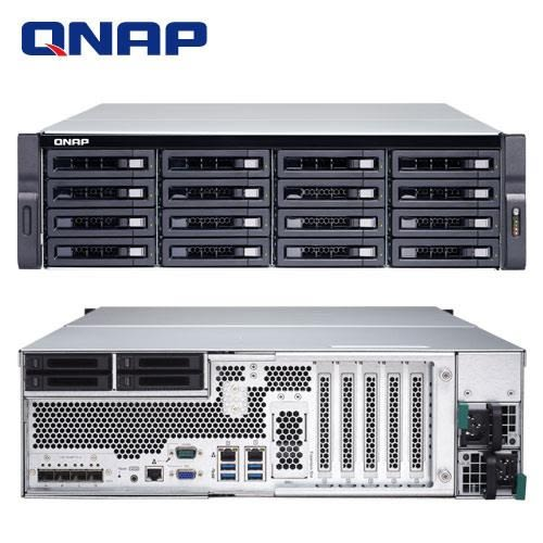 QNAP 威聯通 TDS-16489U-SA2 16Bay NAS 網路儲存伺服器