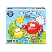 【英國 Orchard Toys】OT-031 兒童桌遊-數學加減 小蜘蛛爬高高 Insey Winsey Spider
