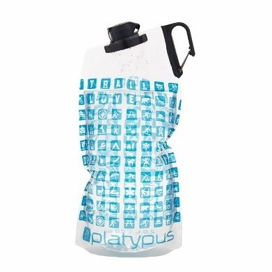 [好也戶外]鴨嘴獸PLATYPUS DuoLock 軟式握把水瓶 2L (愛健行/鴨嘴獸)