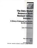 二手書The Data Model Resource Book, Volume 1: A Library of Universal Data Models for All Enterprises R2Y 0471380237