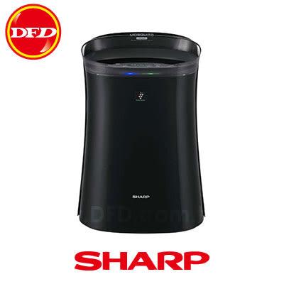 (現貨一台) SHARP 夏普 FU-GM50T-B 蚊取空氣清淨機 公司貨