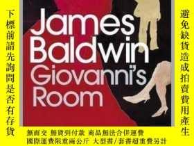 二手書博民逛書店[英文原版]Giovanni s罕見Room 喬瓦尼的房間Y21066 James Baldwin Pengu