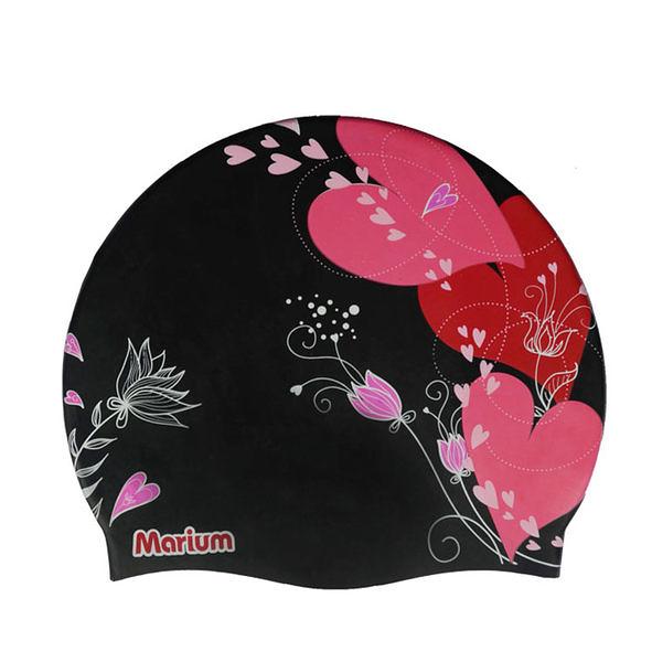 ≡MARIUM≡  心語-矽膠泳帽(共四色) MAR-3606