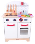 【德國 classic world 客來喜】木製經典廚房組 CLA4201