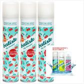 Batiste秀髮乾洗噴劑-香甜櫻桃200ml*3贈隨身瓶*3
