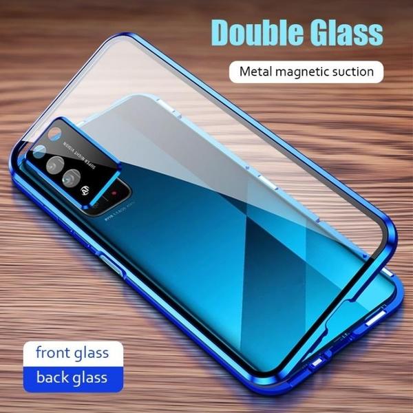 VIVO Nex 3 3s X50 X50 Pro Plus X30 Pro 金屬磁吸套 鏡頭保護 金屬邊框 前後玻璃殼