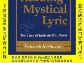 二手書博民逛書店Reading罕見Mystical Lyric (studies In Comparative Religion)