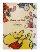 【卡漫城】 維尼熊 L字型 五層 資料夾 ㊣版 文件夾 檔案夾 日版 台灣製 Winnie 小熊維尼 Pooh 跳跳虎