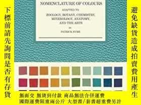 二手書博民逛書店Werner s罕見Nomenclature Of Colours-沃納顏色命名法Y436638 Patric