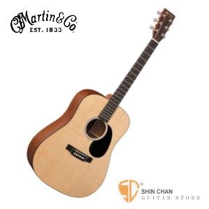 Martin DRS2 全單板可插電民謠吉他附原廠硬盒【墨西哥製/電木吉他】