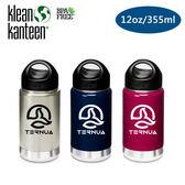 Klean Kanteen 保溫鋼瓶K12VWSSL Ternua 聯名款12oz 355ml 城市綠洲水壺、水瓶、自行車水壺