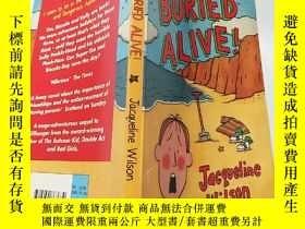 二手書博民逛書店buried罕見alive:活 埋Y200392