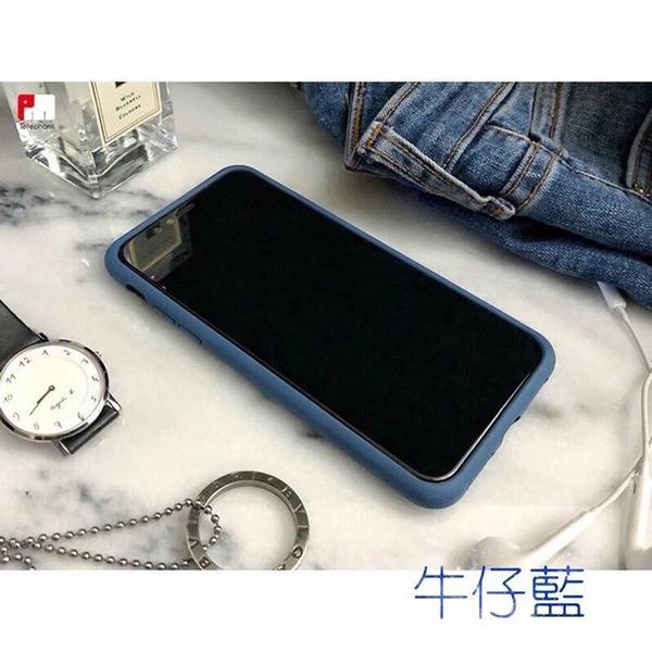 【Telephant太樂芬防摔殼(簡約版)】APPLE iPhone SE2/7/8 4.7吋 抗污防摔邊框手機殼含背蓋