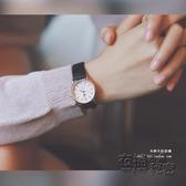 阿柴A145《如煙》文藝復古簡約刻度學院風小錶盤裝飾森系手錶女 衣櫥秘密