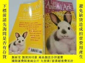 二手書博民逛書店Little罕見Animal Ark:The Brave Bunny 小動物方舟:勇敢的兔子Y200392