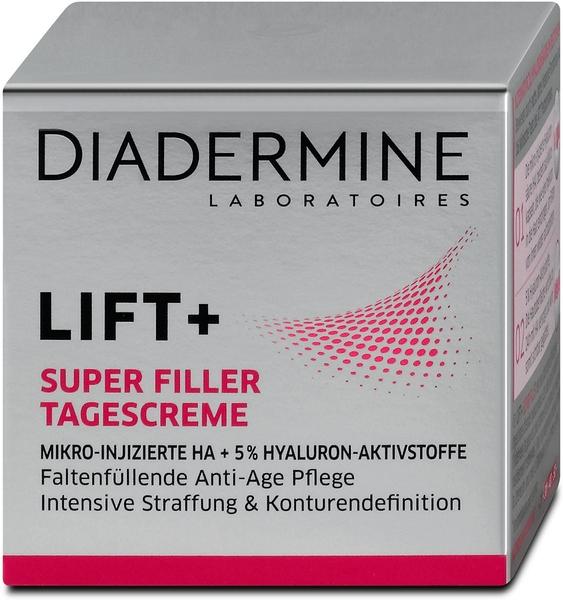 德國Diadermine SUPER FILLER 緊緻抗衰老日霜