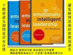 二手書博民逛書店Emotionally罕見Intelligent Leadership for Students: Basic F