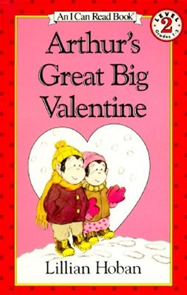 (二手書)An I Can Read Book Level 2: Arthur's Great Big Valentine