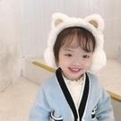 兒童耳罩 男女寶寶耳套保暖兒童春季防凍耳罩可愛耳朵可伸縮毛絨耳暖【快速出貨八折鉅惠】