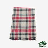 配件ROOTS-配件- 坎伯蘭格紋圍巾-灰色
