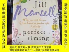 二手書博民逛書店Perfect罕見Timing ISBN:97807553316