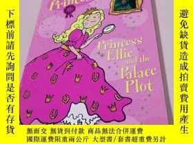 二手書博民逛書店Princess罕見Ellie and the palace p