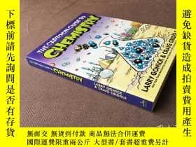 二手書博民逛書店The罕見Cartoon Guide to Chemistry