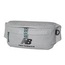 New Balance 腰包 Athletics Terrain Waist Pack 灰 黑 男女款 外出 隨身小包 【ACS】 EQ03061MLAN