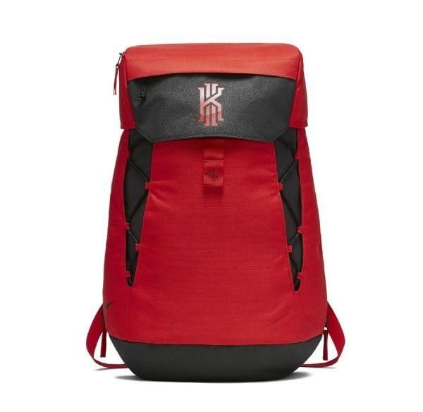 Kyrie Elite Backpack 背包 後背包 籃球 休閒 大容量 紅 【運動世界】 BA5788-657