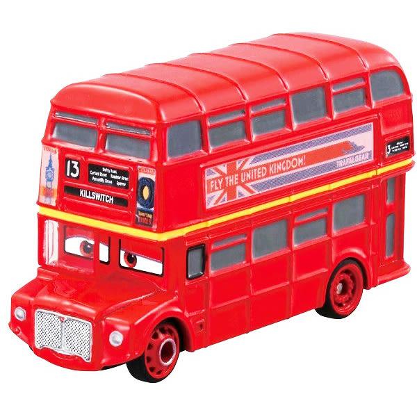 迪士尼模型車 TOMY汽車C-39雙層巴士玩具車/迷你小汽車/模型/多美小汽車 [喜愛屋]