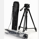 單眼三腳架1.7米微單三角架手機攝影攝像自拍架釣魚夜釣直播支架【全館免運】