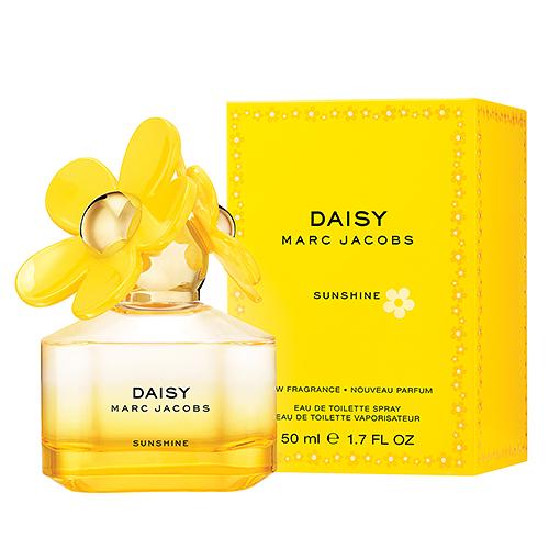 【Marc Jacobs】小雛菊 暖陽陽限量版 女性淡香水 50ml
