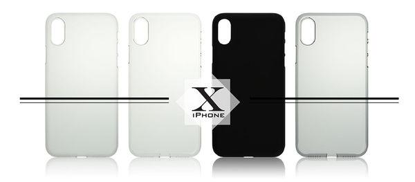 【漢博 】POWER SUPPORT iPhone X 專用 Air Jacket 保護殼 (整新品)