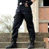 戰術褲 作訓褲男工裝褲特種兵戰術褲女軍褲寬松耐磨勞保服褲子軍訓迷彩褲
