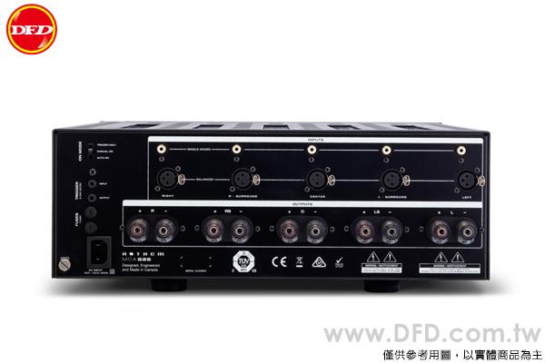 (預購) 加拿大 ANTHEM MCA525 五聲道後級擴大機 公司貨