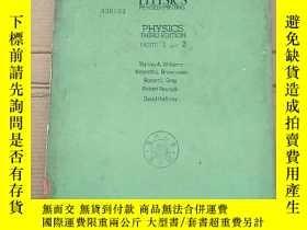 二手書博民逛書店fundamentals罕見of physics revised printing(P2663)Y173412