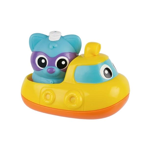澳洲 PLAYGRO 探險浣熊號|洗澡玩具
