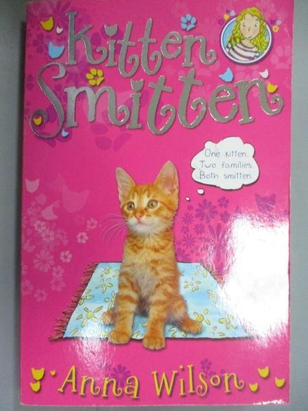 【書寶二手書T1/原文小說_OSJ】Kitten Smitten_Wilson, Anna