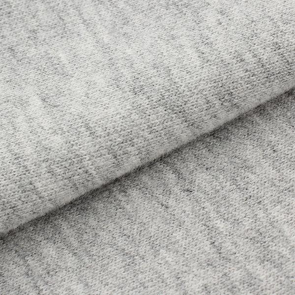 Gap男幼童 碳素軟磨系列 Logo法式圈織休閒短褲 796715-淺灰色