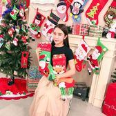 聖誕襪子禮物袋 大號 聖誕裝飾品