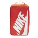 Nike Shoebox 橘紅 鞋袋 休閒 運動 大容量 手提 軟墊設計 籃球 訓練鞋袋 BA6149-810