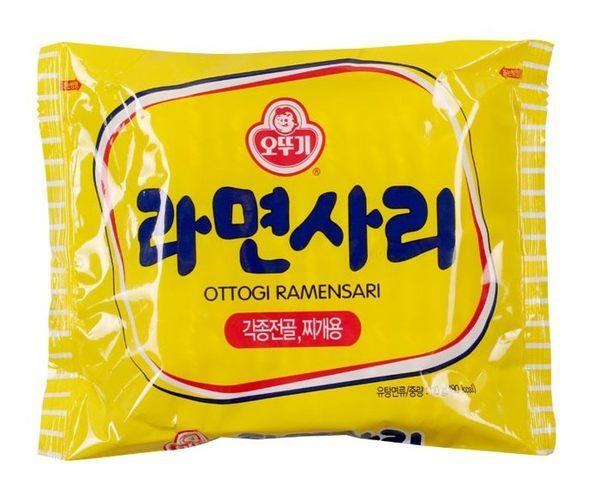 韓國 不倒翁 OTTOGI Q拉麵 泡麵 (單包) 【RF011】