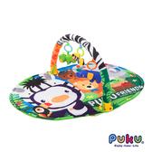 PUKU 藍色企鵝-Good Friends健身遊戲毯/遊戲墊 大樹