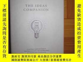 二手書博民逛書店The罕見Ideas Companion: Clever Cop